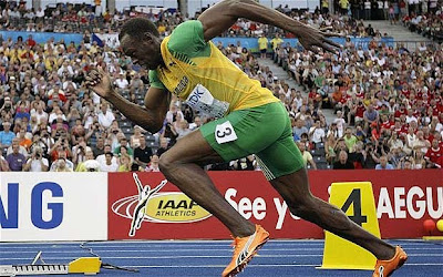 usain bolt olympic