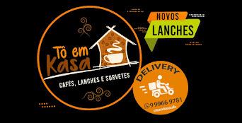 A Tô em Kasa Café fica na Rua Paraná, em frente ao Hospital Bom Pastor