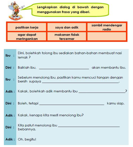 Bmm3053 Pengajaran Dan Pembelajaran Bahasa Melayu Berbantukan Komputer Kemahiran Menulis