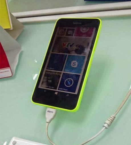 Lumia 630 2 SIM gây sốt tại Việt Nam