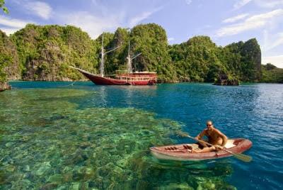 Raja Ampat Archipelago, West Papua