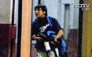 Kasab footage -NDTV