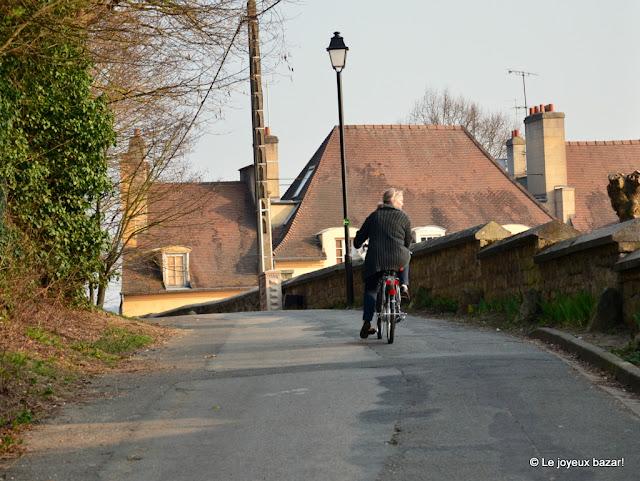 Auvers sur Oise - vélo