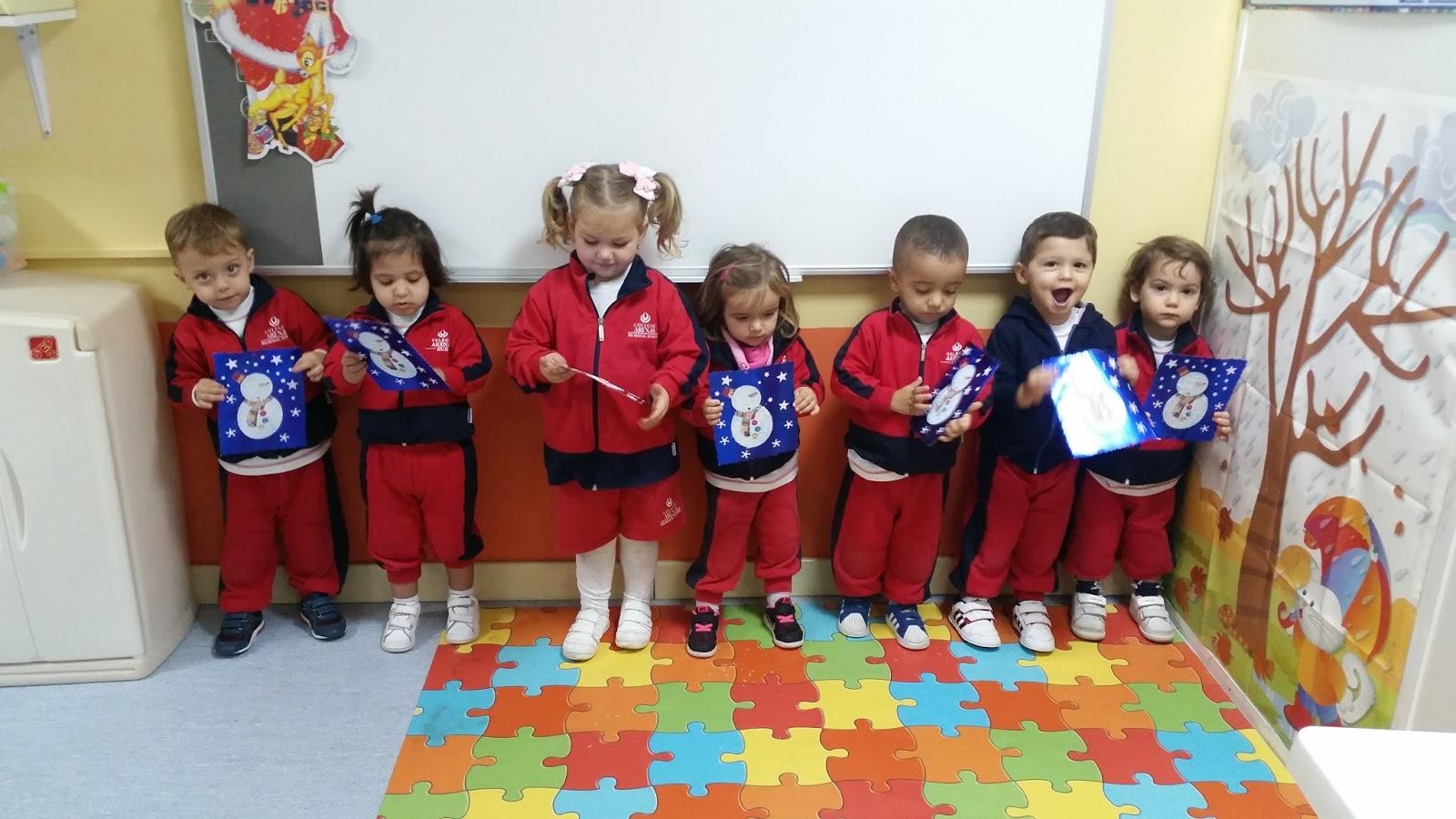 Trazos de colores decoraci n de navidad en las aulas de - Decoracion navidad infantil ...