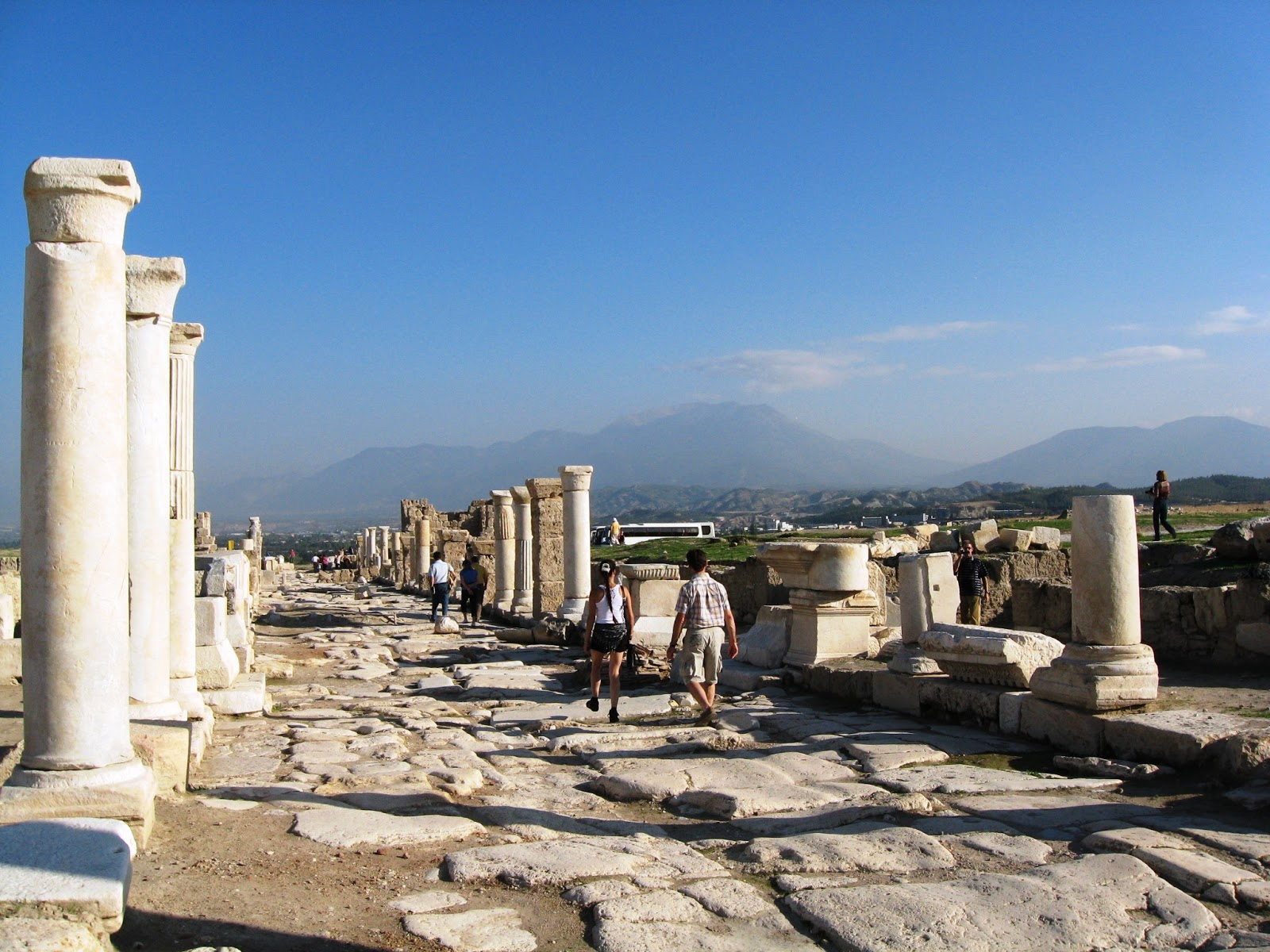 Digging Deeper Through Stories: Laodicea, Turkey - Church ...