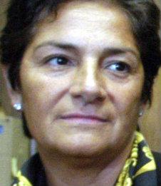 Juíza M. Teresa Sarmina