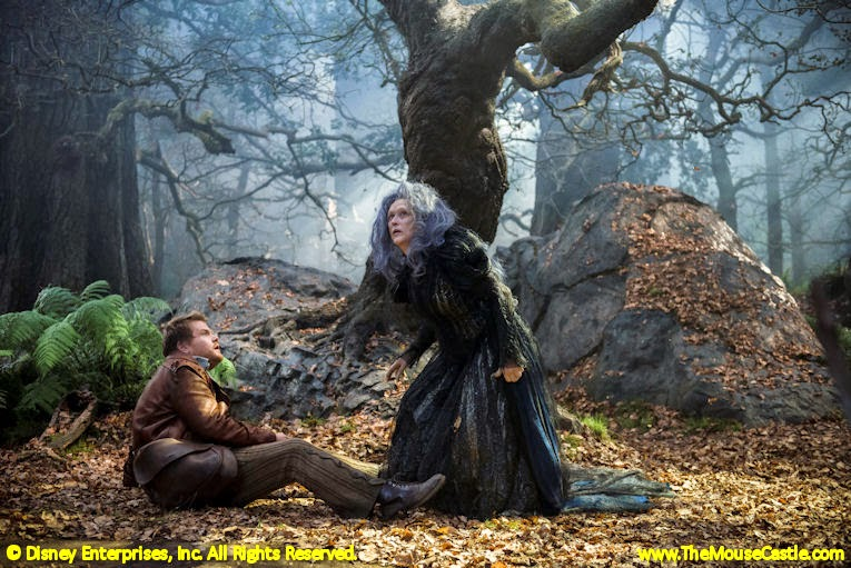 James Corden and Meryl Streep, Into the Woods