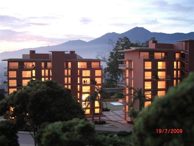 Proyecto Los Altos. ESC 1:87