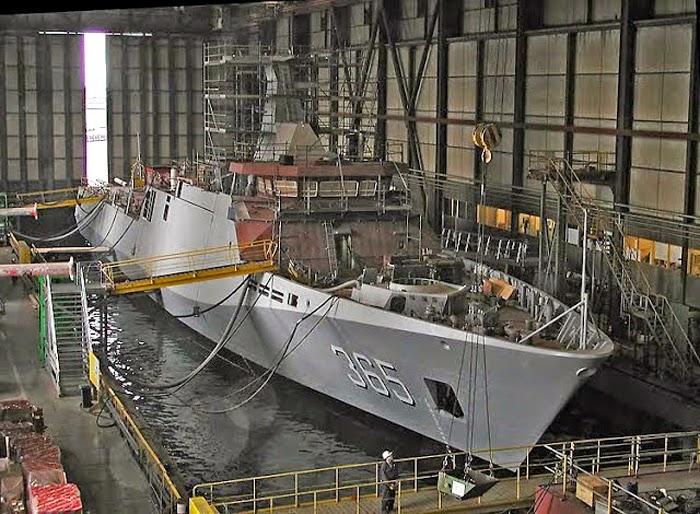 Galangan Kapal Indonesia