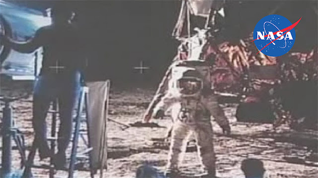 NASA Accidentally Exposes Themselves – Apollo Moon Landing Was Fake