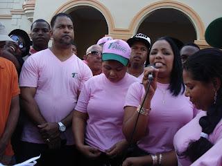 Alcaldía de San Cristóbal encabeza marcha por el cese de la violencia