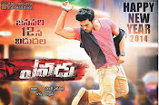 Ram Charan's Yevadu movie HQ Wallpapers New posters-thumbnail-12