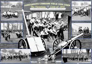 Portsmouth Field Gun Crew