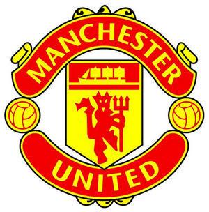 Logo Manchester United Klub Sepak Bola Liga Inggris