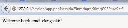 Belajar PHP : Mengakali Session PHP untuk Aplikasi tanpa Cookie browser android2