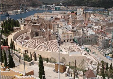 H arte acceso ciclos jumilla diapositiva 7 el teatro - Marmoles torre pacheco ...