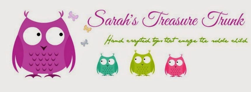 Sarah's Treasure Trunk