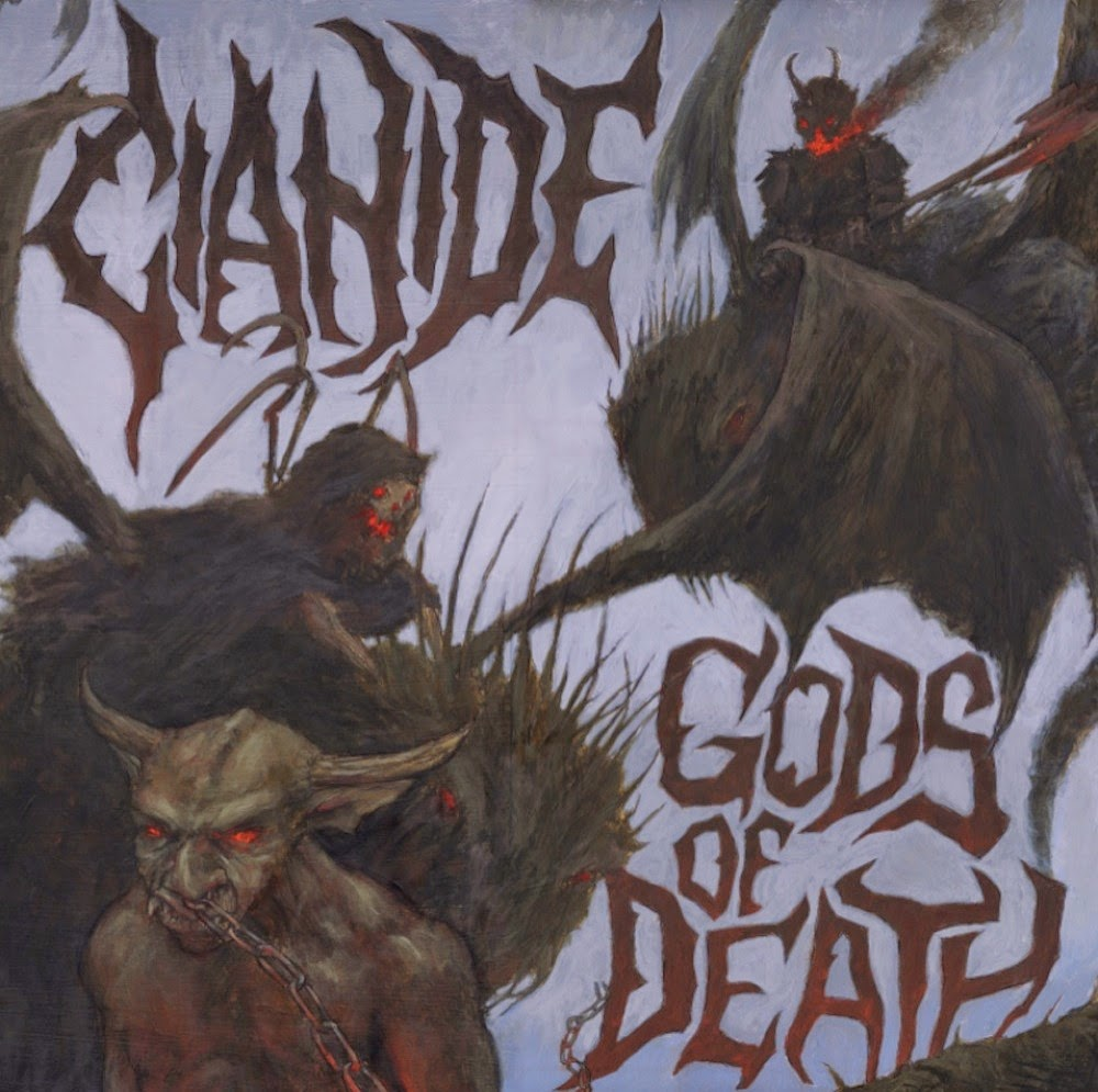 GODS OF DEATH - Compact Disc