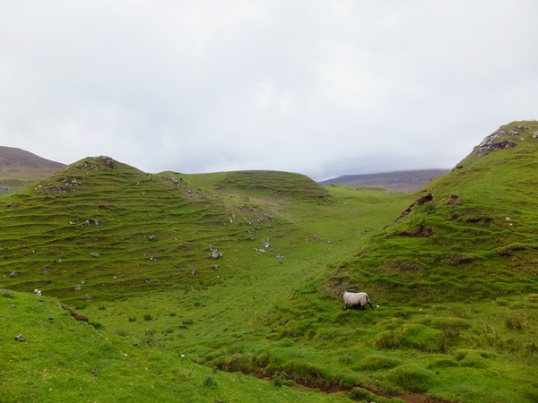 écosse scotland skye randonnée uig faerie glen