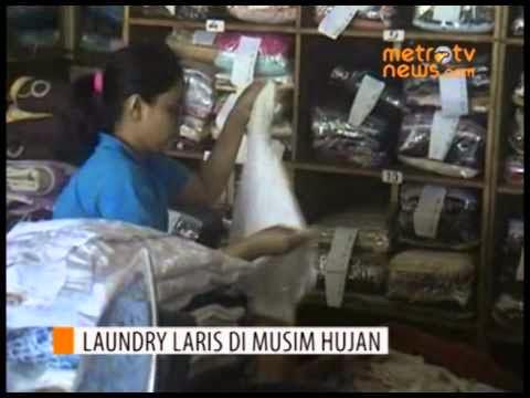 Peluang Bisnis Laris diMusim Hujan Indonesia