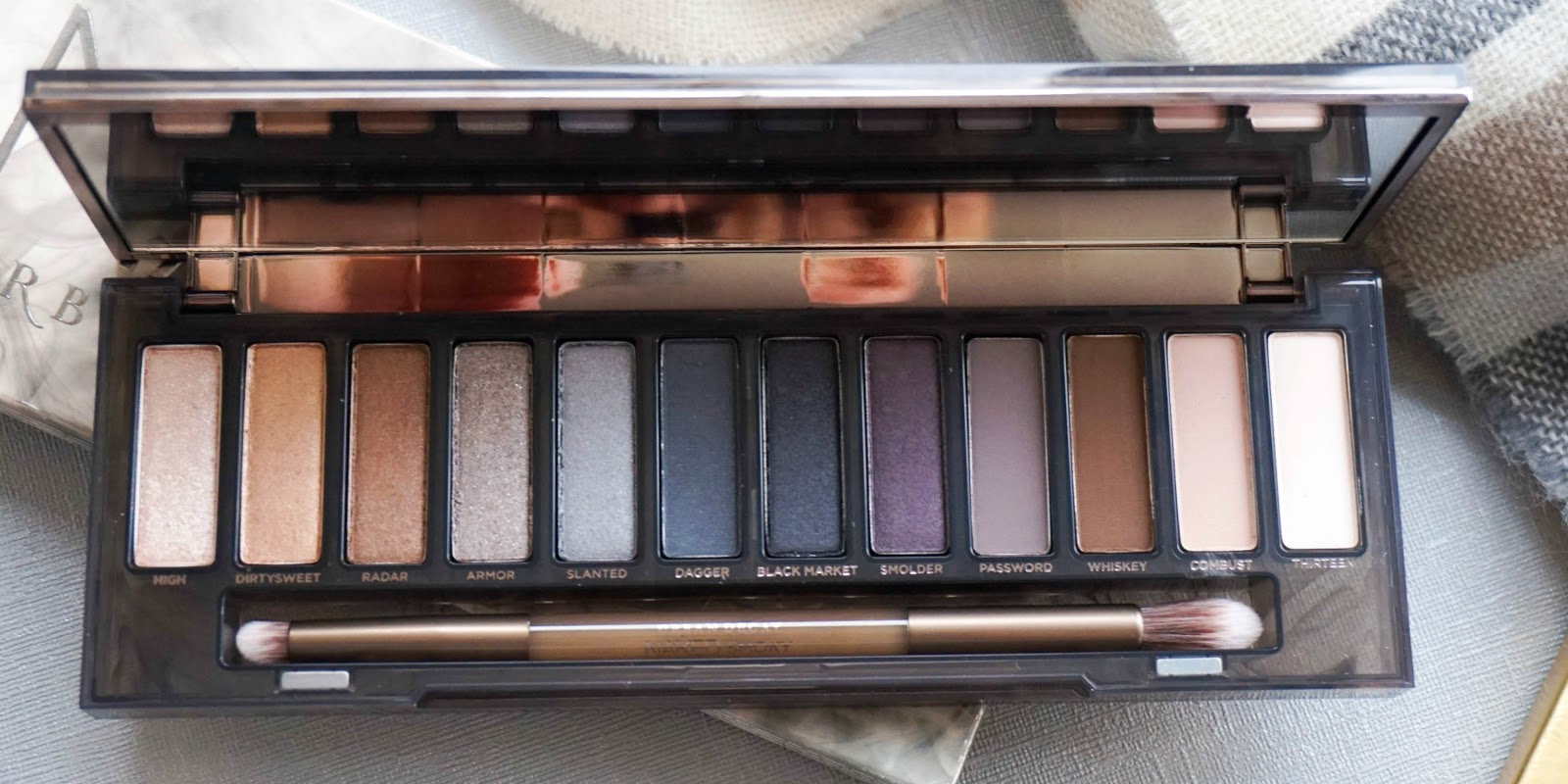 Naked Smoky with Urban Decay