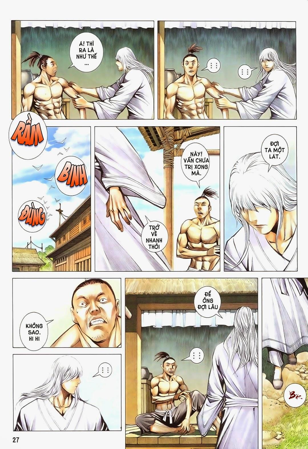 Phong Thần Ký chap 181 - Trang 25
