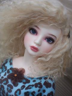 BJD-muñecas articuladas de bola Tania2