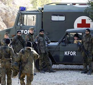 la proxima guerra serbia kosovo kfor