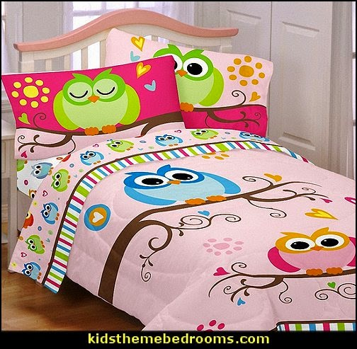 Decorating Theme Bedrooms Maries Manor Owl Bedroom