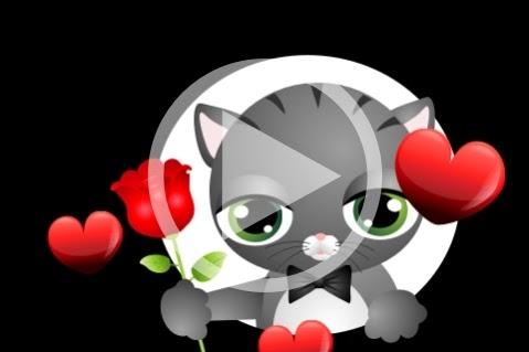 Animacja Walentynki