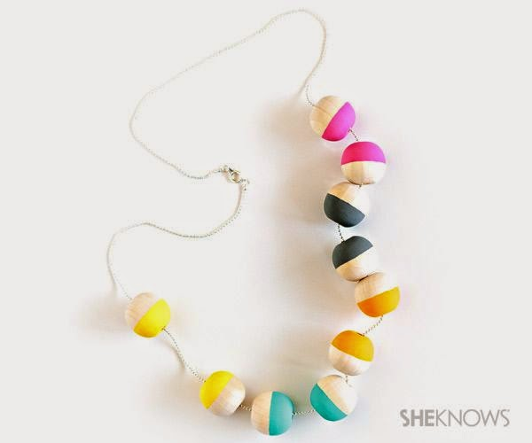 http://www.sheknows.com/living/articles/959997/diy-painted-wood-bead-necklace