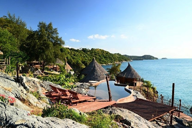 Отель Пари хат, остров Ко Си Чанг, Таиланд
