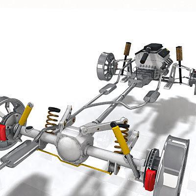automobiles world suspension system. Black Bedroom Furniture Sets. Home Design Ideas