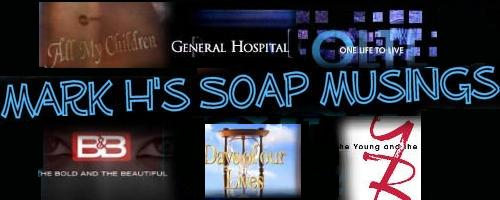 MarkH's Soap Musings