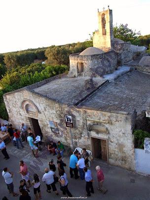 Come eravamo... apertura della Chiesa di Gallana dopo i lavori di restauro - 1996