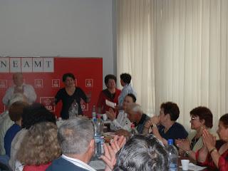 Conferinta  Pensionarilor Social Democrati Piatra Neamt