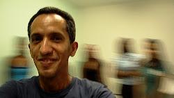 Professor Carlos André Sousa Dublante