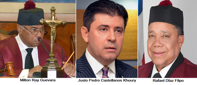 Demandan en Puerto Rico por crimen lesa humanidad a jueces tribunal constitucional de Rep. Dom.