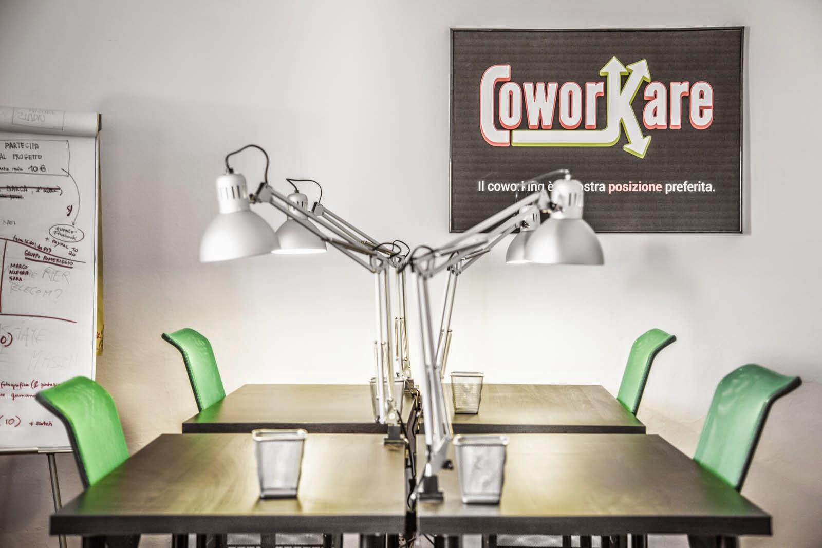 spazio coworking pistoia