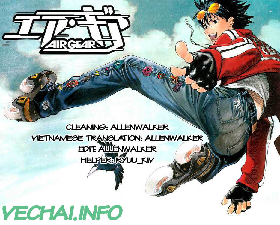 Air Gear Chap 062