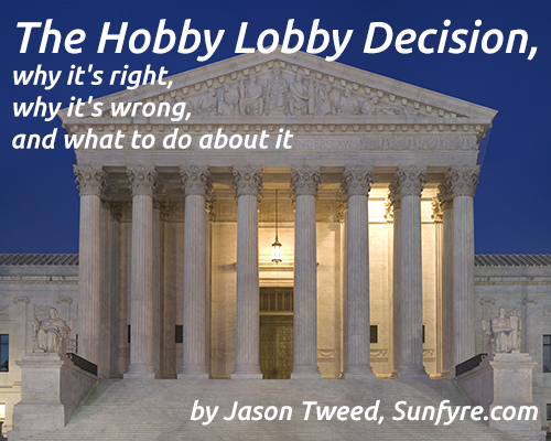 Opinions about the Hobby Lobby Decision