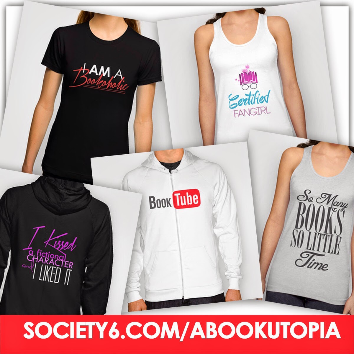 My Merchandise!