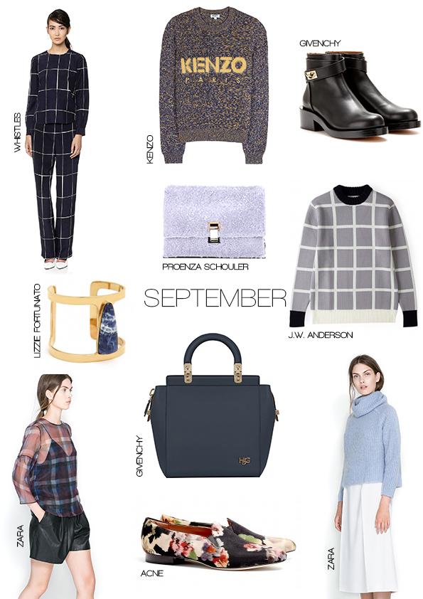 September Trend Report