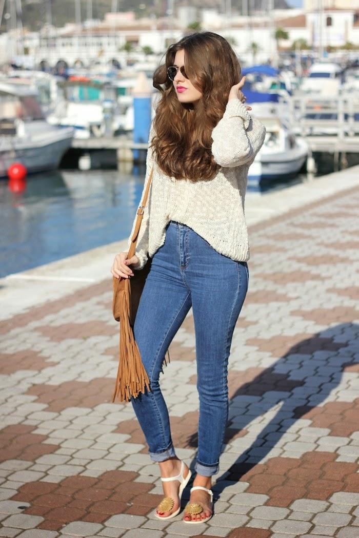 tiro_alto_talle_pantalones_jeans_vaqueros_look_pull&bear_talla_angicupcakes03