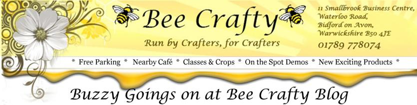 Buzzy Goings on at Bee Crafty Bidford