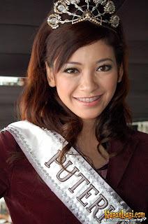 Putri Indonesia on Agni Pratistha Gadis Cantik Mantan Putri Indonesia ...