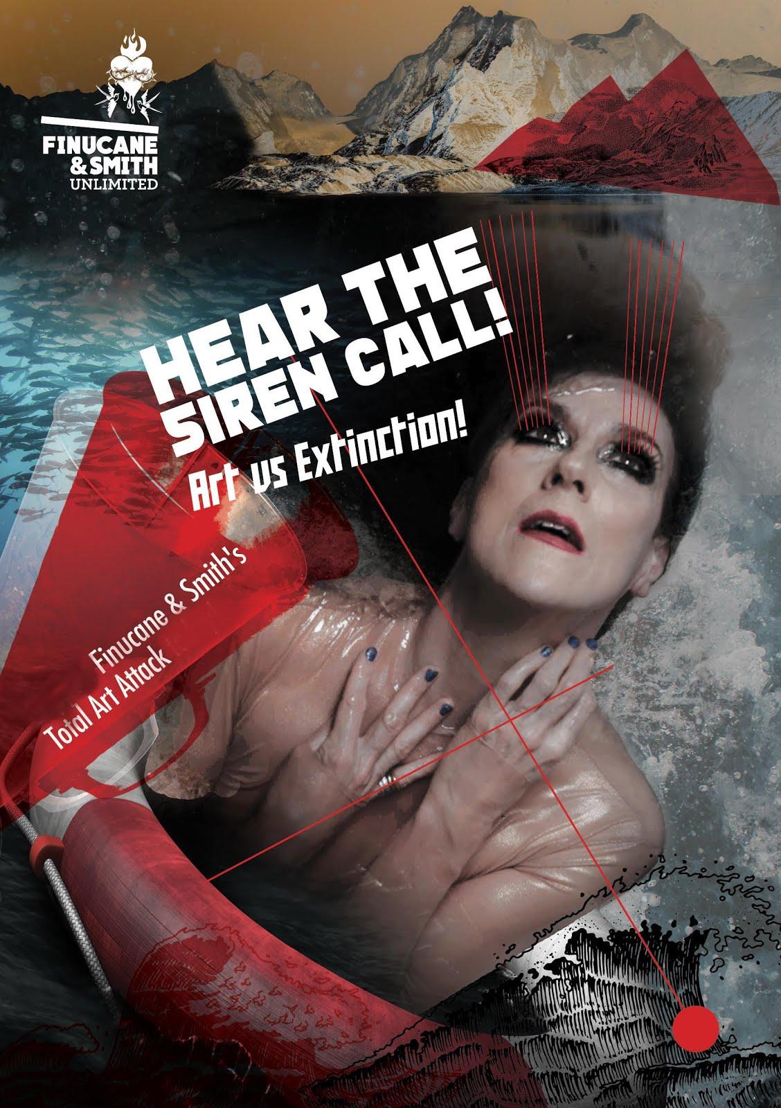 HEAR THE SIREN CALL! - Wierd, gothic, submerged...