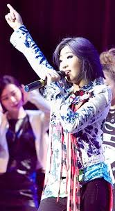 What is the height of Minzy?