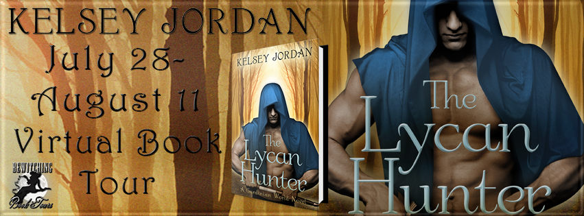 Bewitching Book Tours Spotlight: The Lycan Hunter by Kelsey Jordan + Giveaway!