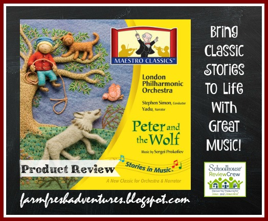 Peter and the Wolf by Maestro Classics: A Review